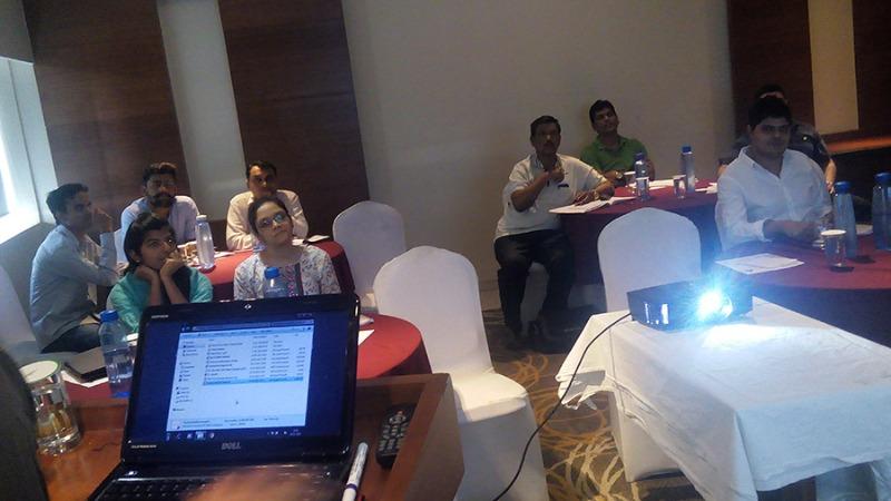 Exim Seminar - Baroda Images