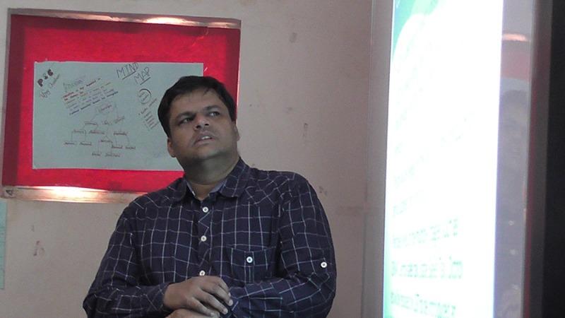 GST Seminar at Six Sense Images