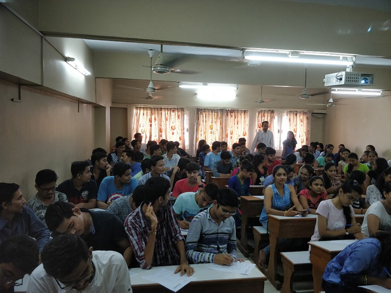 JG College Seminar Images