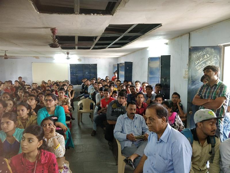 Sabarmati College Images