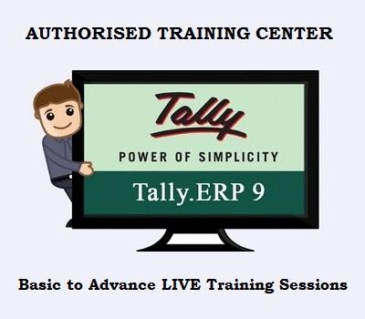 Tally ERP-9